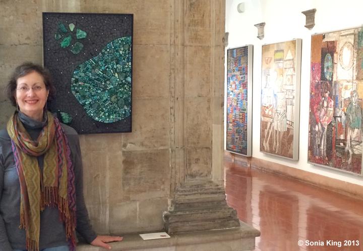 Depthfinder at the Museo d'Arte della Ravenna