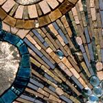 Adrift Mosaic by Sonia King Mosaic Artist